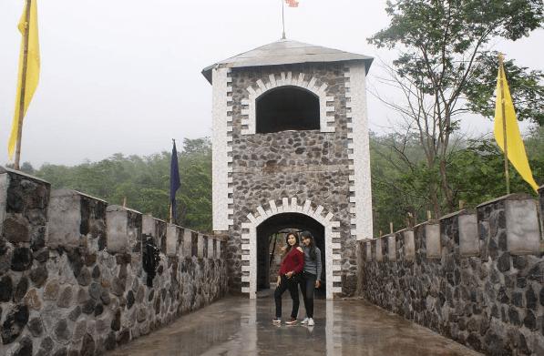 Benteng Takeshi Yogyakarta