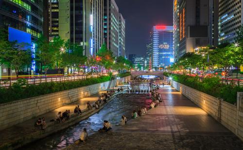Tempat Romantis di Korea Selatan