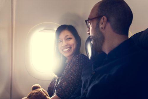 Etika naik pesawat