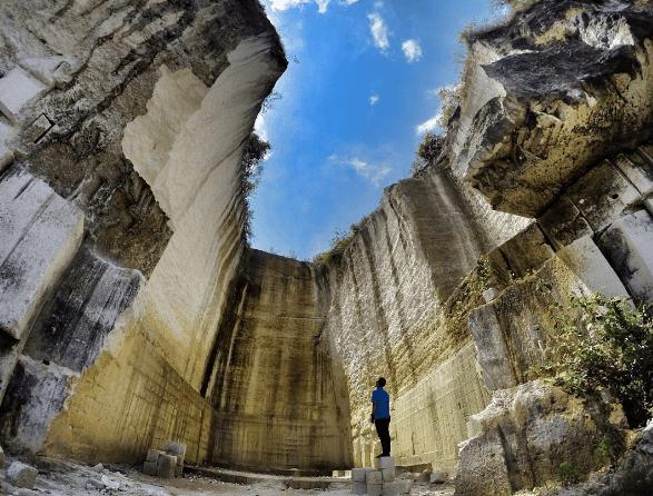Bukit Kapur Sekapuk, Tempat Instagenic yang Tengah Tren di Gresik