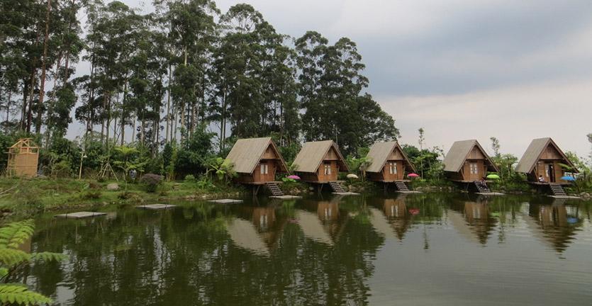 Banyak Tempat Romantis di Lembang, Bikin Momen Bulan Madu Kamu Jadi Makin Manis