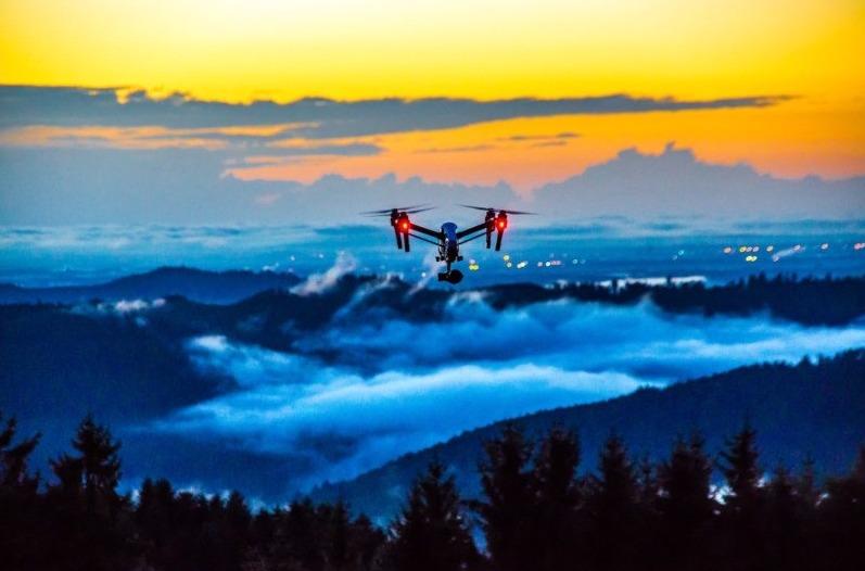 foto drone terbaik