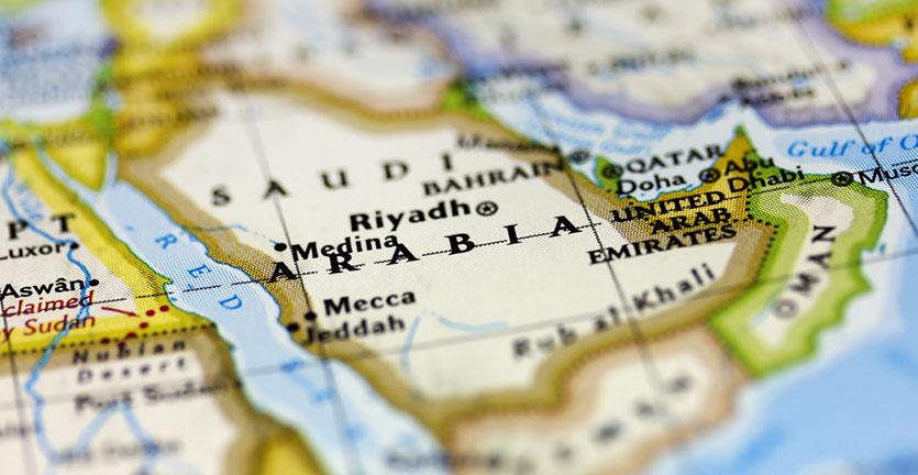 larangan di arab saudi