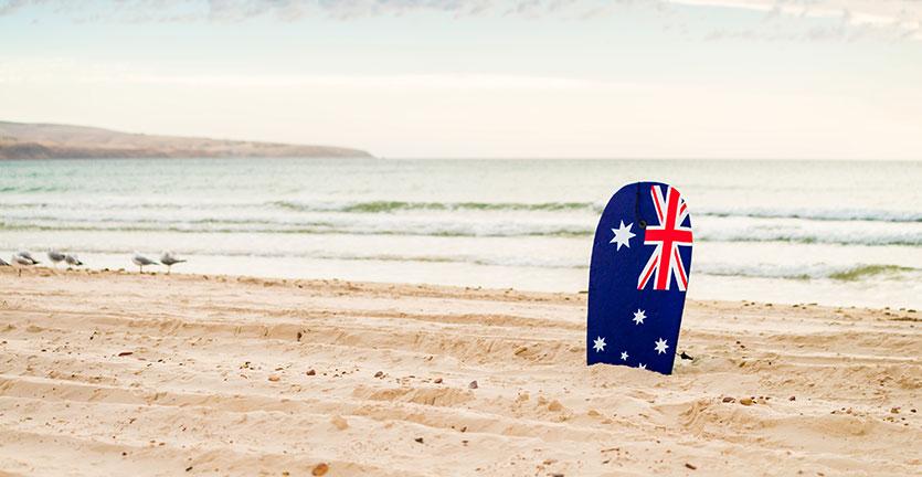 larangan di australia