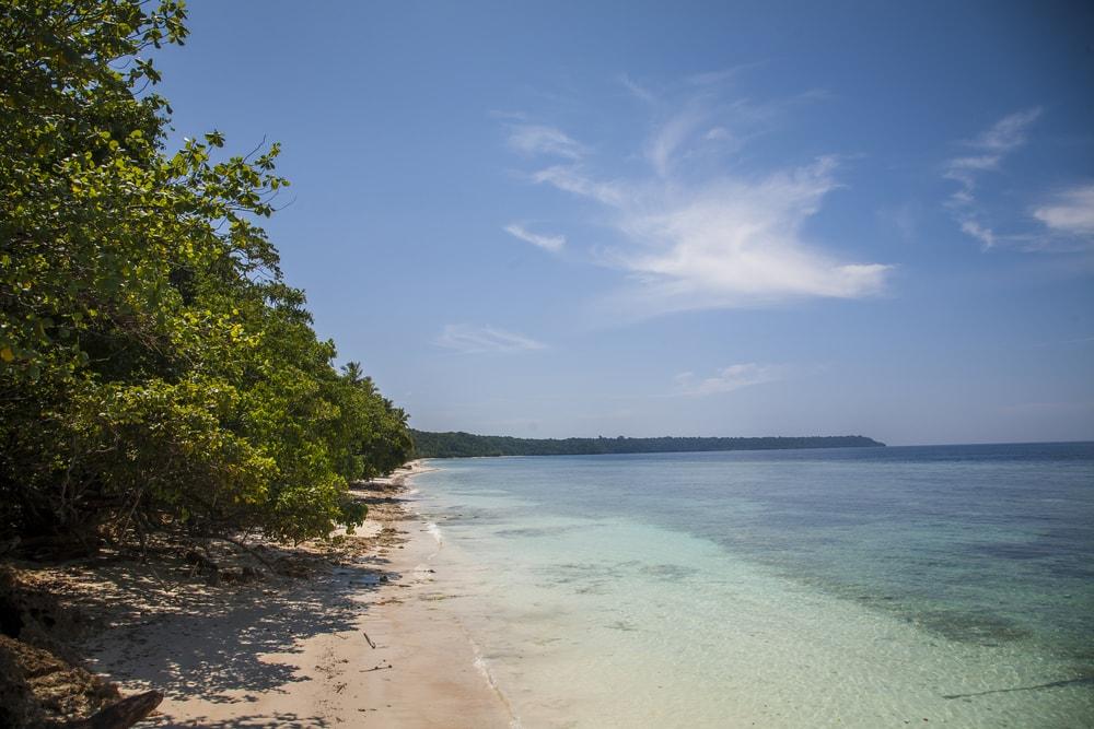 Objek Wisata Baru, Pantai Ulingan di Kalimantan Timur