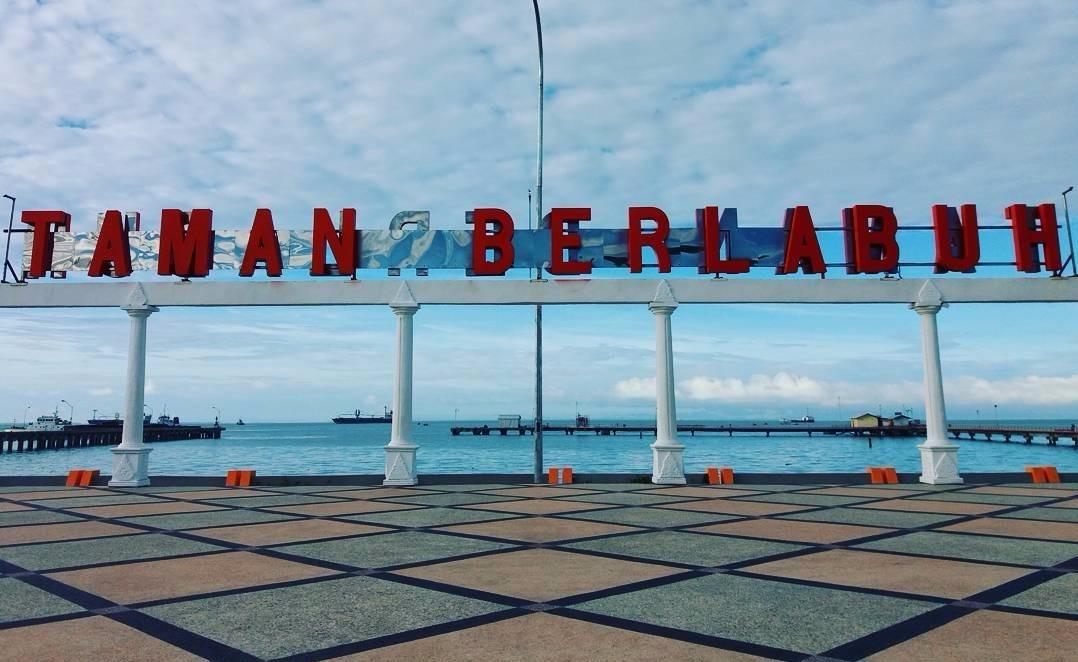 Taman Berlabuh, Destinasi Weekend Favorit Warga Tarakan