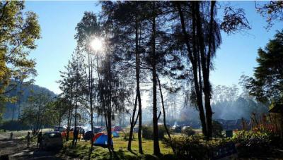 Kampung Cai Ranca Upas Bandung, Wisata Alam yang Pas untuk Liburan Sekeluarga