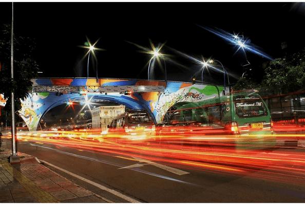 wisata bandung jembatan antapani