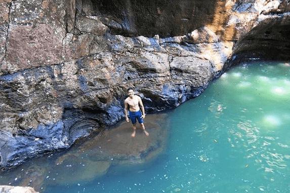 Yakin, Bisa Melewatkan Keindahan Air Terjun Cunca Wulang Labuan Bajo Ini?