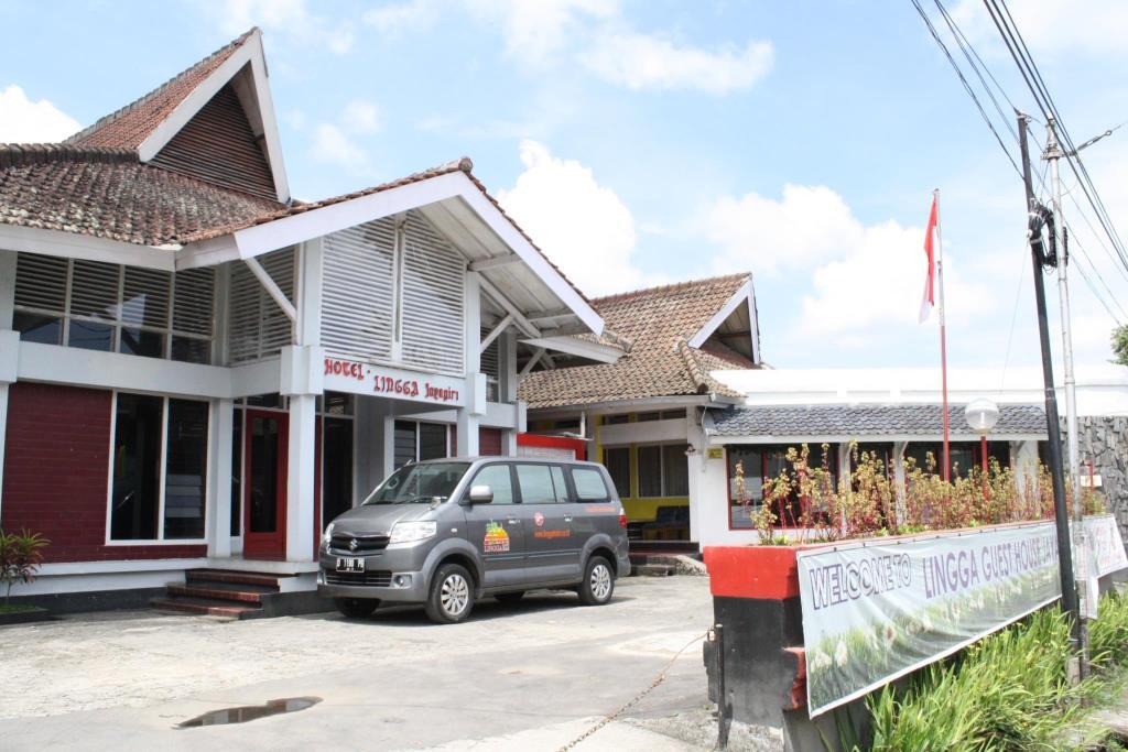 Lingga Guest House Jayagiri Lembang