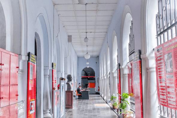 wisata bandung museum pos indonesia