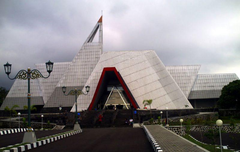 Taman Kaliurung Jogja