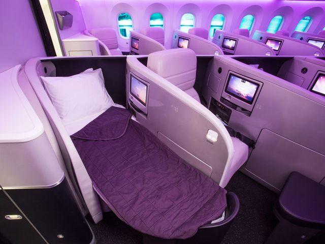 Maskapai Penerbangan Mewah