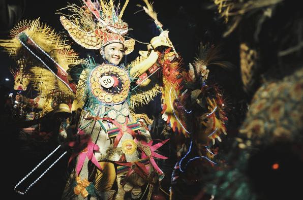 Semarang Night Carnival 2017, Selebrasi Meriah dan Megah Ulang Tahun Semarang