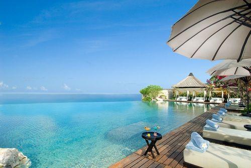 Inilah Harga dan Fasilitas Mewah Hotel Tempat Raja Salman Menginap di Bali