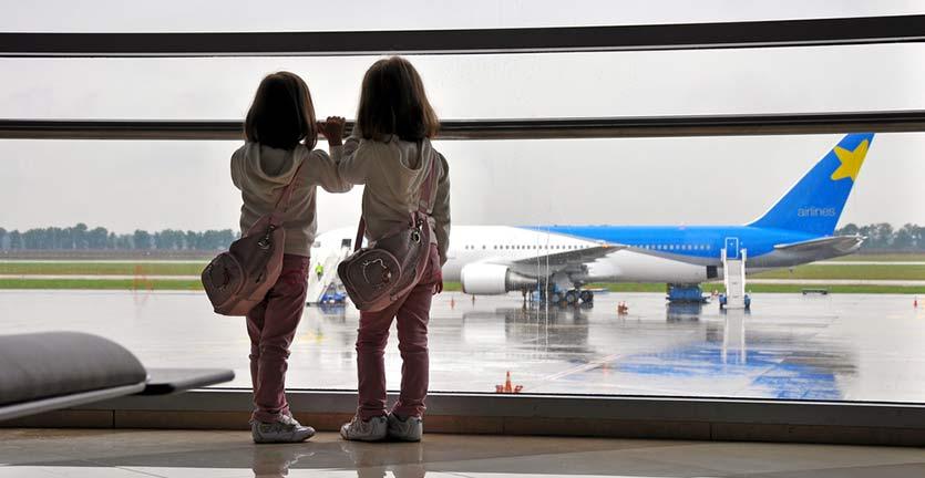 Gara-Gara Menggunakan Celana Legging, Gadis 10 Tahun ini Tak Bisa Masuk Pesawat
