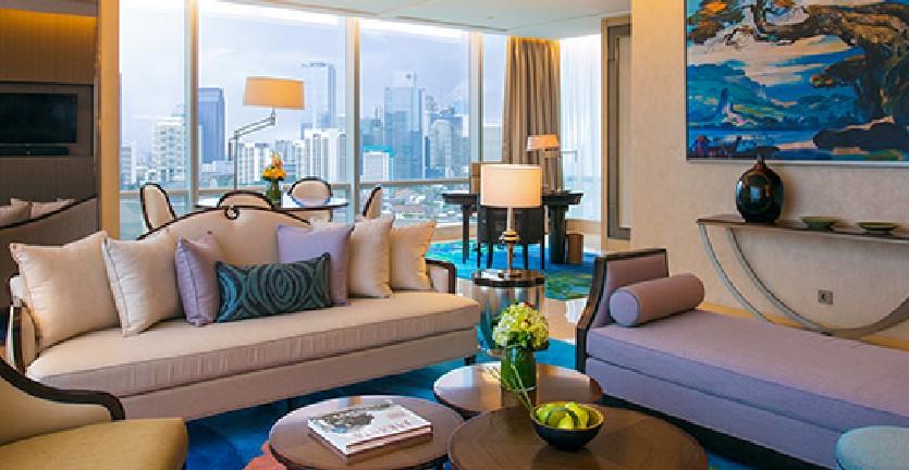Hotel Raffles Jakarta (Reservasi.com)
