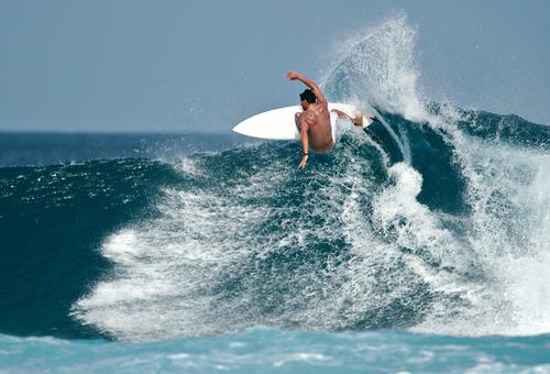 Batu Karas Cijulang, Tempat Surfing Paling Menyenangkan di Jawa Barat