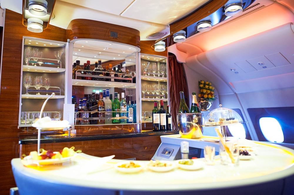 5 Maskapai Penerbangan Mewah Ini Punya Fasilitas Mirip Hotel Bintang Lima