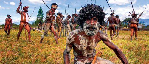 Festival Lembah Baliem 2017 Jadi Event Budaya Nusantara yang Mendunia