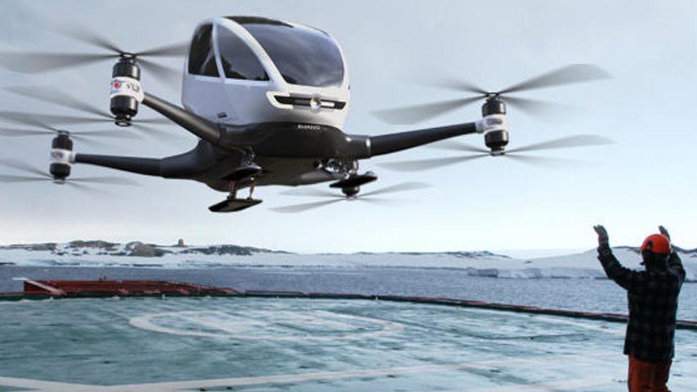 taksi drone