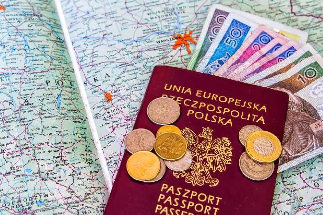 warna paspor di dunia