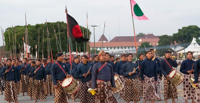 wisata etnik hari raya nyepi