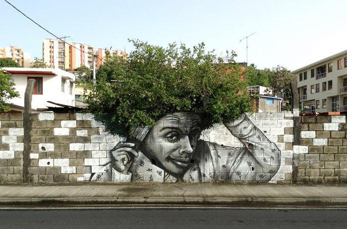 Gunakan Pohon Dan Tanaman 21 Gambar Jalanan 3d Ini Makin Natural