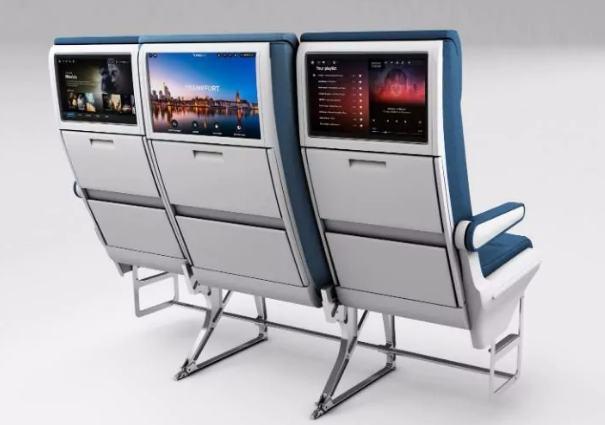 kursi tengah pesawat