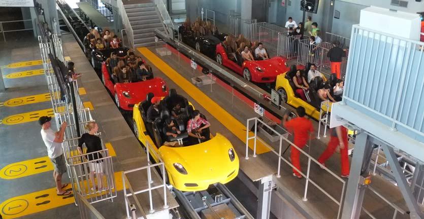 Rollercoaster Tercepat dan Tertinggi di Eropa Resmi Diluncurkan di Spanyol
