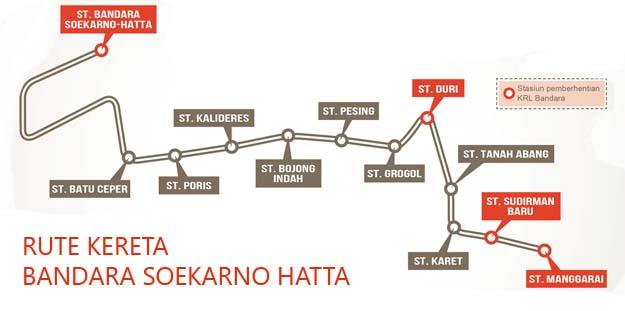 Kereta Bandar Soekarno-Hatta
