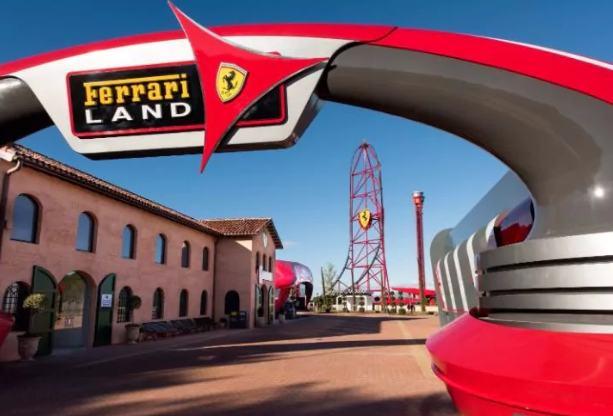 Rollercoaster tercepat dan tertinggi di Eropa (Telegraph)