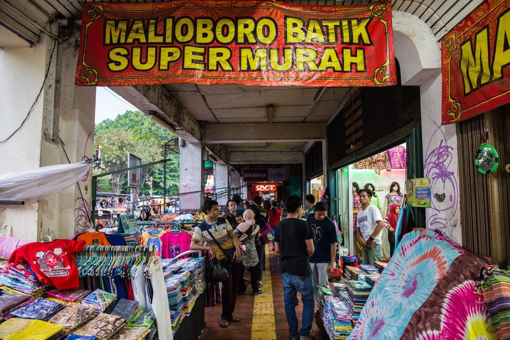 Oleh-oleh khas Yogyakarta