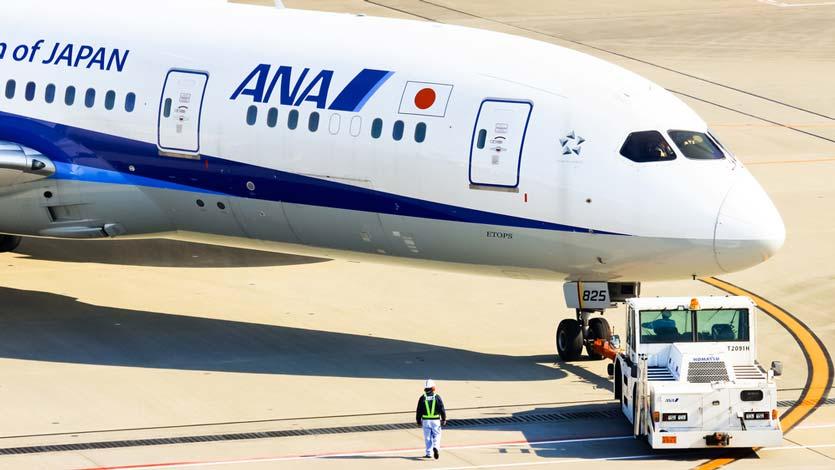 Gara-Gara Pria Mabuk Berkelahi di Pesawat, Penerbangan All Nippon Airways Ditunda Hingga 90 Menit