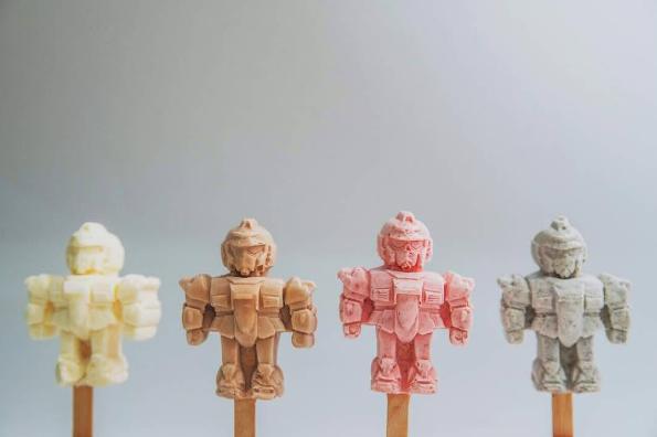 Ini Dia Es Krim 3D Menggemaskan yang Sering Seliweran di Media Sosial