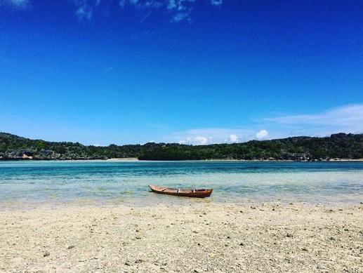Pantai Oeseli Rote, Surga Indah dari NTT yang Belum Terjamah