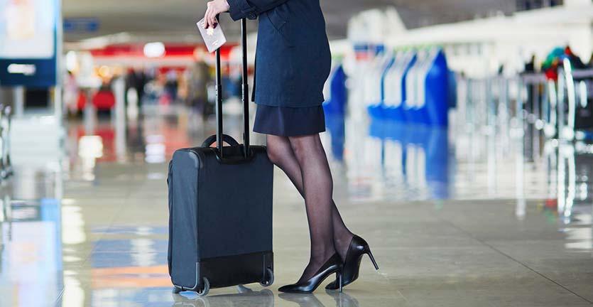 cara mendapatkan koper urutan pertama di bandara