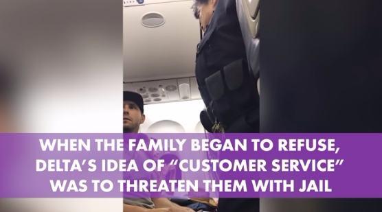 Delta Airlines Usir Keluarga