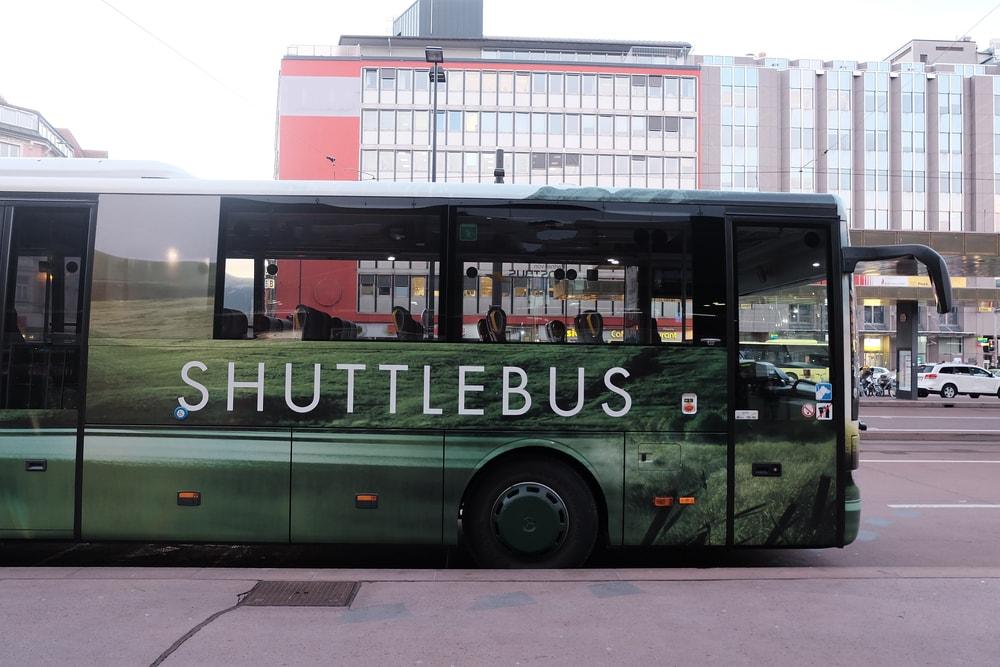 Asyik, Perjalanan ke Bandara Soetta jadi lebih Mudah karena Layanan Bus ini