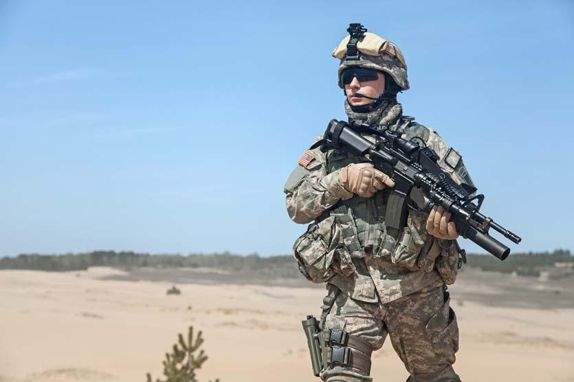 Kelebihan Bagasi, Tentara Amerika Baru Pulang dari Afghanistan Harus Bayar Biaya Tambahan 200 Dollar