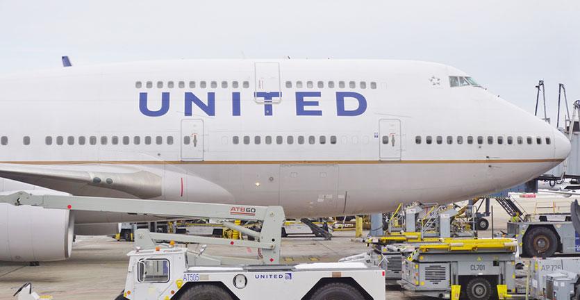United Airlines Terlambat 3 Jam Gara-Gara Penumpang Melihat Kalajengking di Pesawat