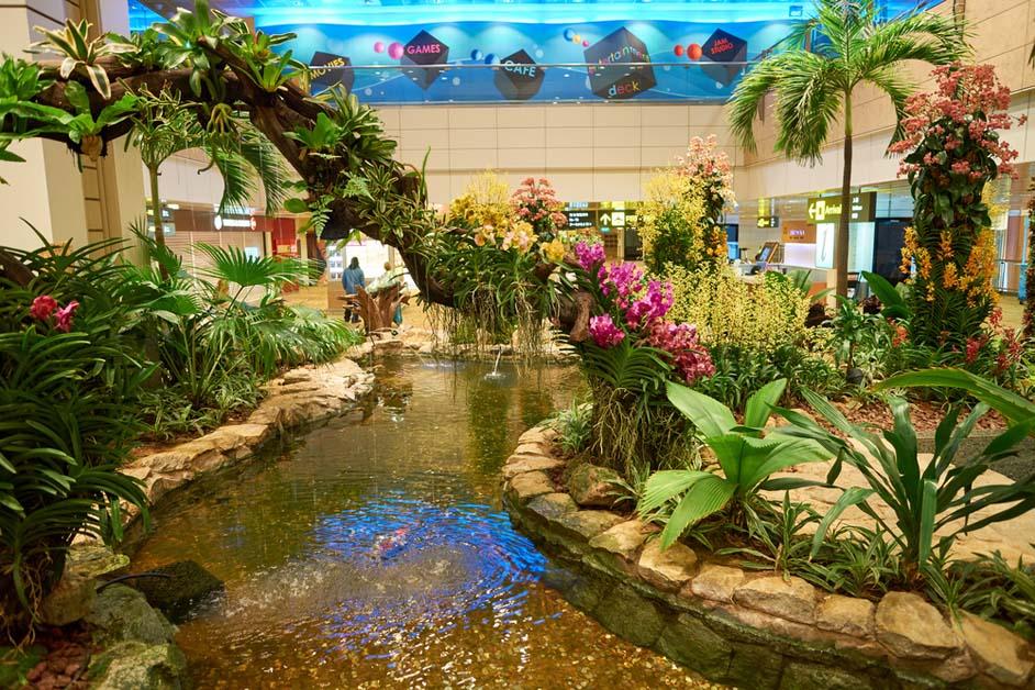 Menanti Taman Bermain Bandara Changi, Atraksi Wisata Baru di Singapura