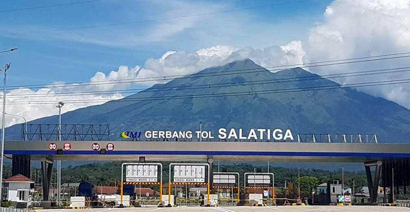 Gerbang Tol Salatiga, Jalur Mudik Terbaru seperti di Luar Negeri