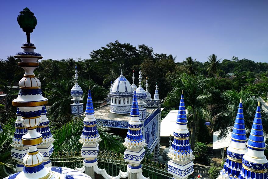 Setop Gibah, Lebih Baik Safari Ramadan Kunjungi 7 Masjid Unik Ini