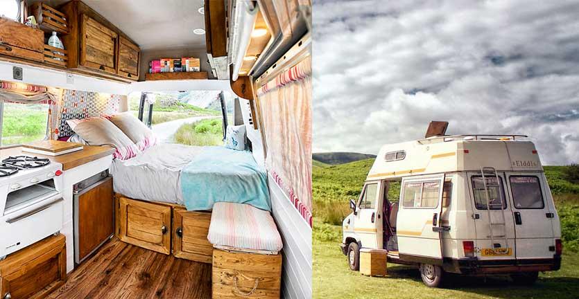 Pasangan Ini Membangun Campervan Impian dengan Bujet 15 Juta