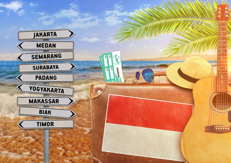 11 Pantai Paling Hits di Indonesia yang Tak Kalah dengan Pantai di Bali