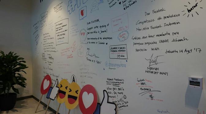 Hari Kemerdekaan Indonesia Intip Kantor Facebook dan Google yang Indonesia Banget