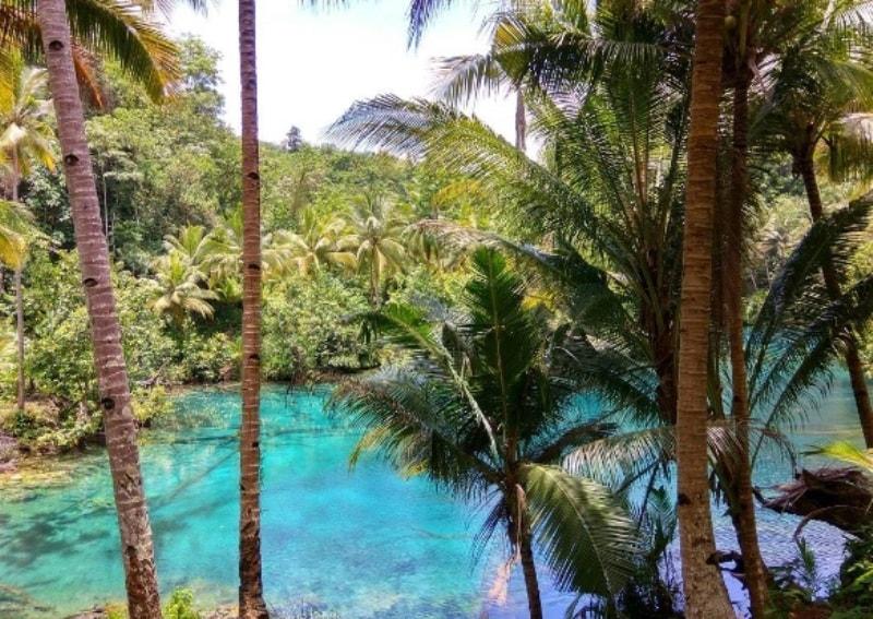 Danau Paisu Pok, Surga Alam Cantik yang Tersembunyi Dari Sulawesi