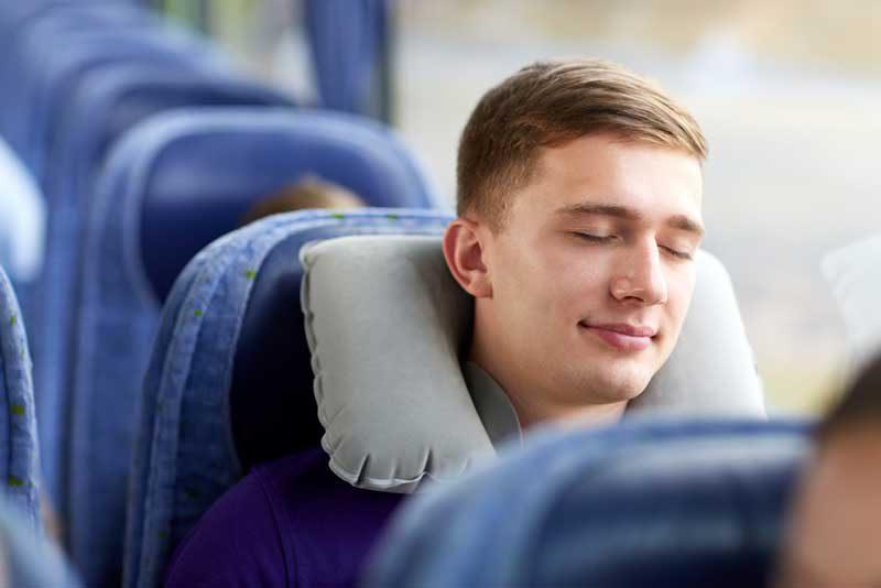 bantal leher murah untuk traveling
