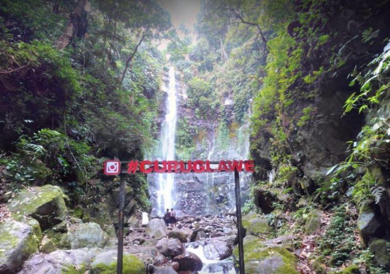 Wisata alam Semarang Curug Lawe Benowo